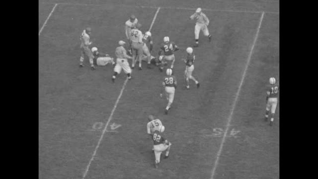 first down american football videos and b roll footage getty images