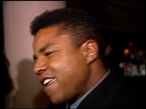 Tito Jackson at the American Cinema Awards at the Bonaventure Hotel in Los Angeles California on November 2 1996