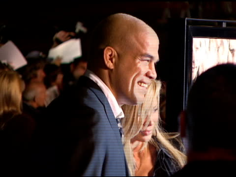 Tito Ortiz and Jenna Jameson at the 'Sleepwalking' Screening at Directors Guild of America in Los Angeles California on March 7 2008