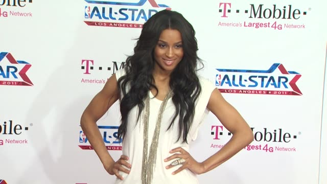 Mobile Magenta Carpet At The 2011 NBA AllStar Gamet Los Angeles CA United States 2/22/11