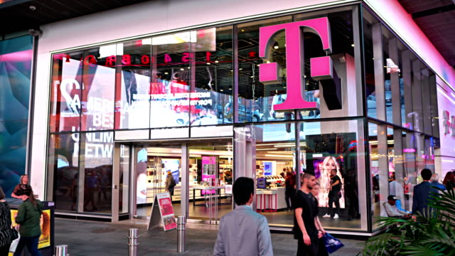 t-mobile. time square - downtown stock videos & royalty-free footage
