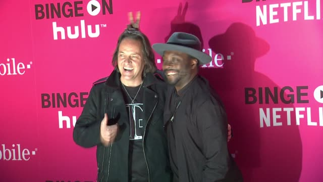 Mobile Uncarrier X Launch Celebration at The Shrine Auditorium on November 10 2015 in Los Angeles California