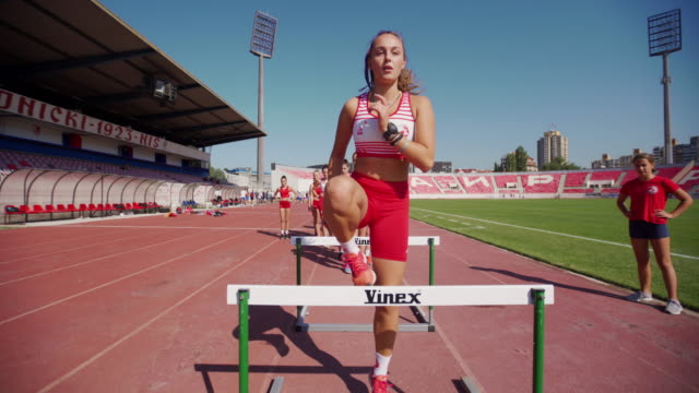 to be the best you need to stay focused - athlete stock videos & royalty-free footage