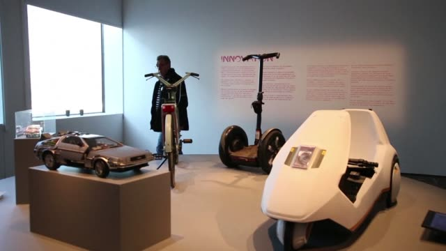 to counter a world obsessed with success stories a museum in sweden has opened an exhibition celebrating products innovations and services that have... - oresund region stock videos & royalty-free footage