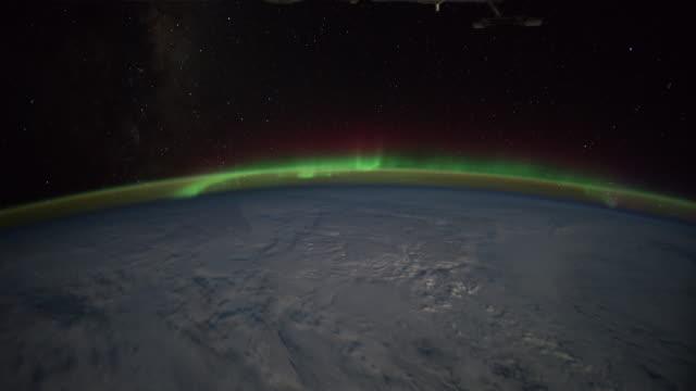 to the aurora australis - aurora australis stock videos & royalty-free footage