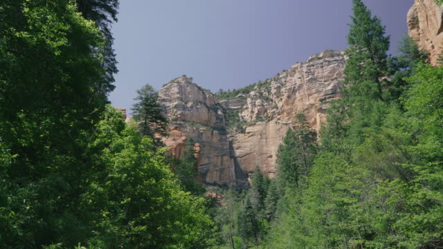 to the cliff - sedona stock videos & royalty-free footage