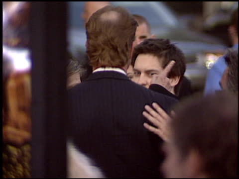 tobey maguire at the 'spider-man 2' premiere on june 22, 2004. - house spider stock videos & royalty-free footage