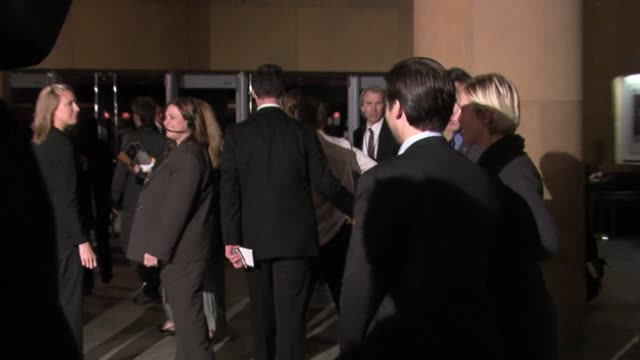 tobey maguire at the the good german los angeles premiere at the egyptian theater in hollywood california on december 4 2006 - tobey maguire stock videos and b-roll footage
