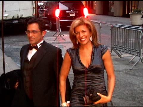 today show host, hoda kotb at the celebrity video sightings in new york at new york ny. - hoda kotb stock videos & royalty-free footage