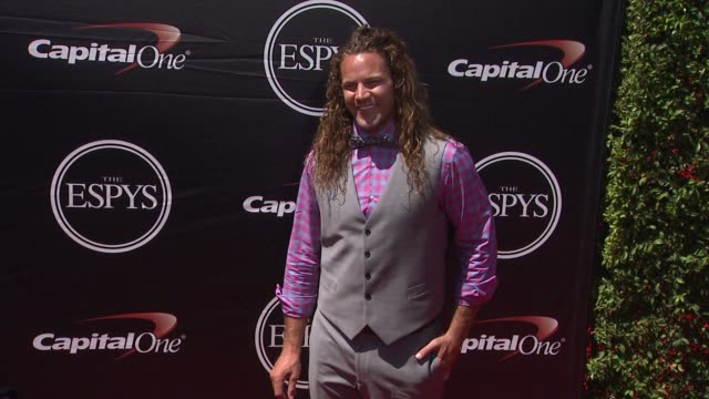 todd clever at the 2015 espys at microsoft theater on july 15 2015 in los angeles california - microsoft theater los angeles stock videos and b-roll footage