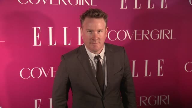 todd snyder at 4th annual elle women in music celebration arrivals at the edison ballroom on april 10 2013 in new york new york - edison ballroom stock videos & royalty-free footage
