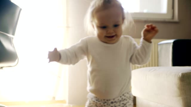 toddler girl - one baby girl only stock videos and b-roll footage