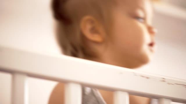 toddler girl - toddler stock videos & royalty-free footage