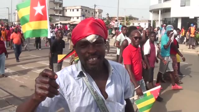 Togo's opposition is accusing the security forces of savage repression after nearly 20 of its supporters were injured as they tried to protest...