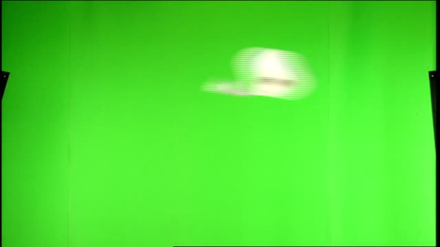 toilet paper rolls being thrown across of greenscreen - chroma key stock videos & royalty-free footage