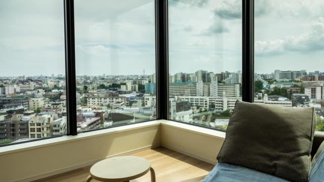 Tokyo Apartment Timelaspe