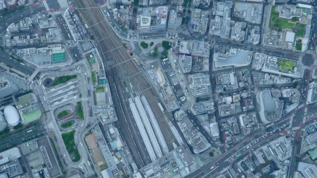 tokyo bird's eye view - 俯視 個影片檔及 b 捲影像