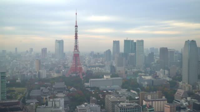 東京タワー東京都市スカイライン