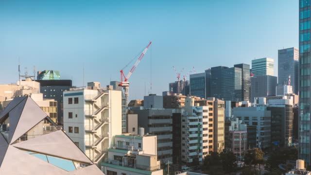 東京低速度撮影