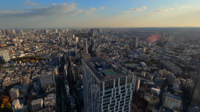tokyo cityscape - plusphoto stock videos & royalty-free footage