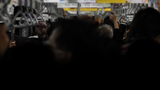 vídeos y material grabado en eventos de stock de multitud de tokio - grupo grande de personas