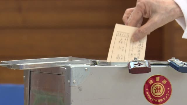 Tokyo goes to the polls in a local election that could have national consequences as the capital's governor Yuriko Koike mounts a challenge to the...