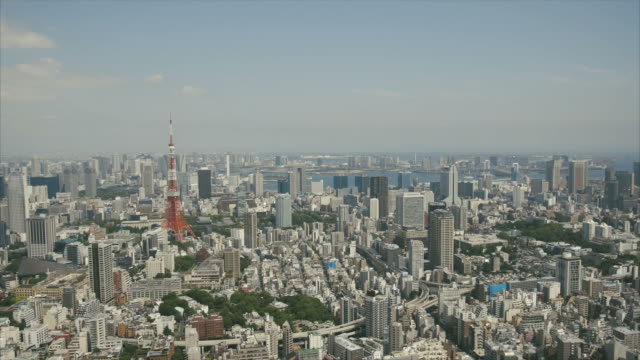 stockvideo's en b-roll-footage met tokyo, japan - financieel district