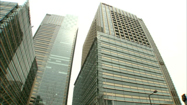 ms la td tokyo midtown, roppongi, tokyo, japan - tokyo midtown stock videos and b-roll footage