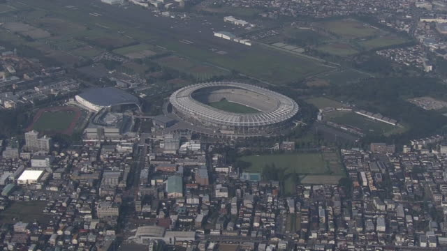 AERIAL, Tokyo Stadium, Japan