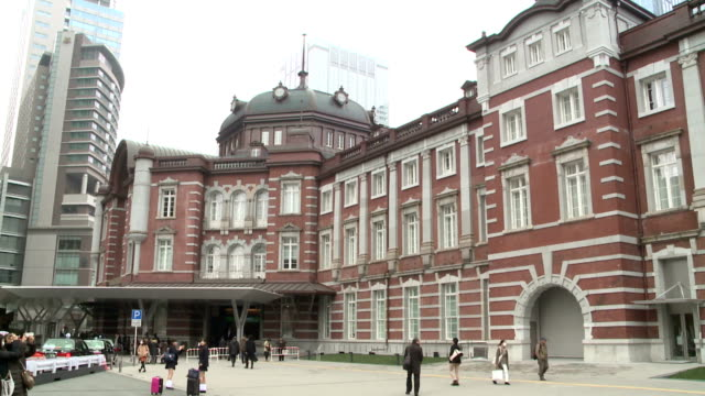 Tokyo Station one of the world's largest railway stations will become gateways for more lines as their final stops are extended south to Tokyo from...