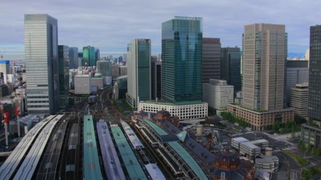 東京駅 Time Lapse (低速度撮影)