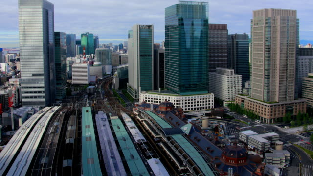 tokyo station time lapse - compartment stock videos & royalty-free footage