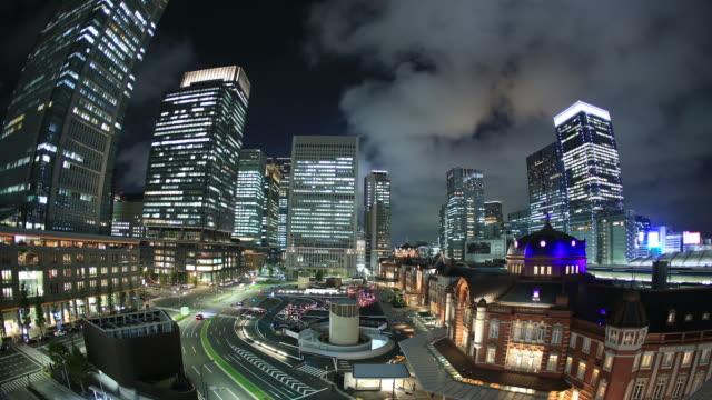 stockvideo's en b-roll-footage met tokyo station - stadsdeel