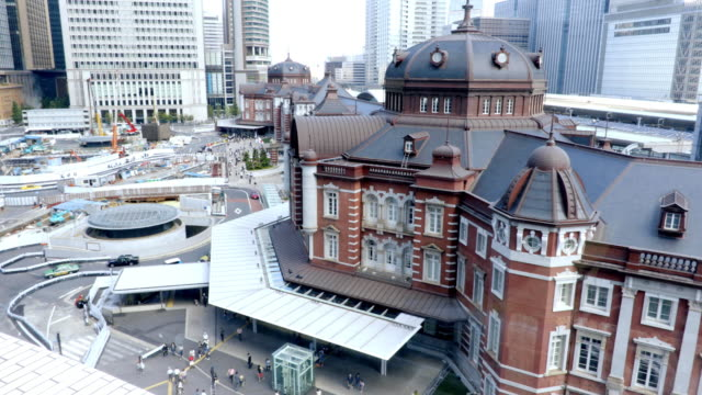 tokyo station - dome stock videos & royalty-free footage