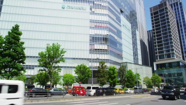 tokyo station yaesu entrance - 建物入口点の映像素材/bロール