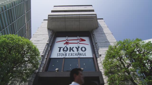 WS Tokyo Stock Exchange / Tokyo, Tokyo-to, Japan
