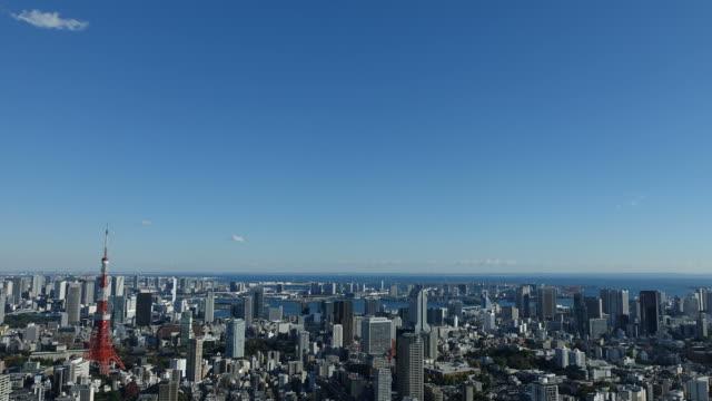 東京タワータイムラプス