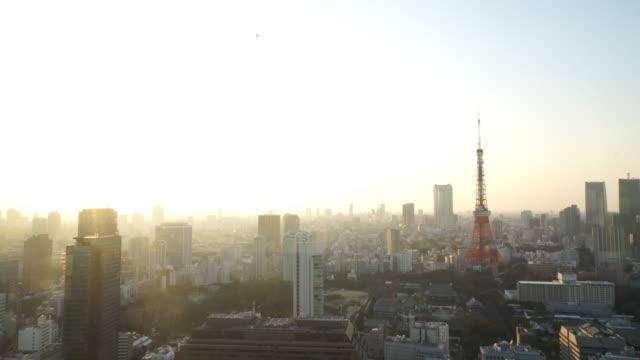 東京タワー  - day点の映像素材/bロール