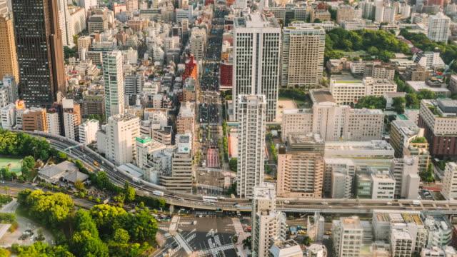 東京交通-時間の経過
