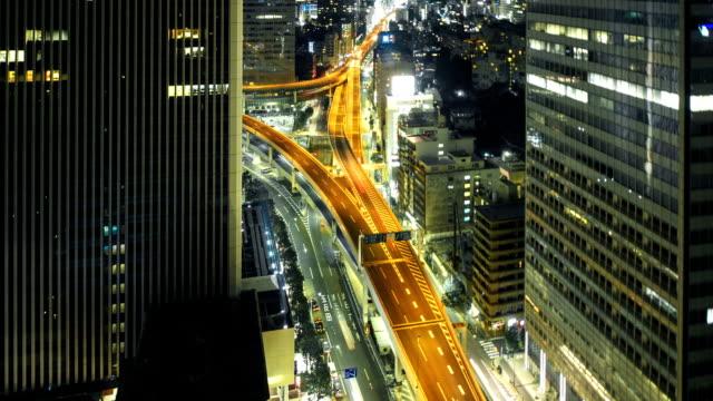 東京のタイムラプス
