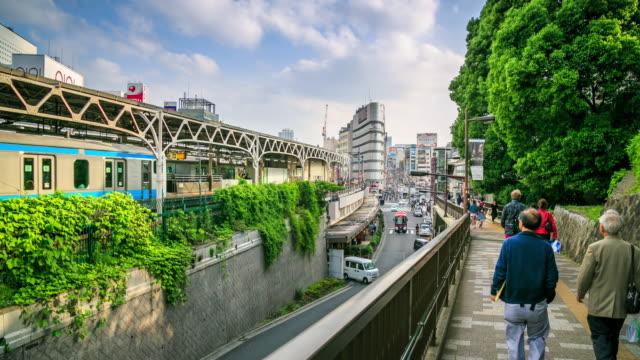 東京交通 - 駅点の映像素材/bロール