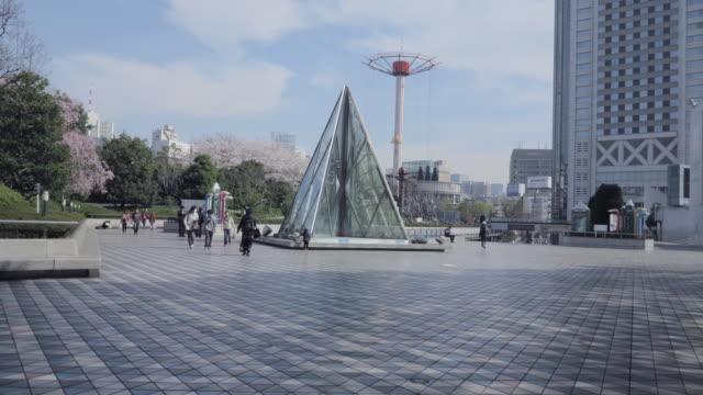 vídeos y material grabado en eventos de stock de t/l tokyo - triángulo