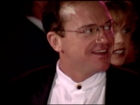 tom arnold at the 1997 academy awards vanity fair party at the shrine auditorium in los angeles, california on march 24, 1997. - 第69回アカデミー賞点の映像素材/bロール