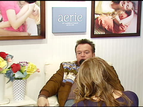 tom arnold at the aerie spa at the village at the lift in park city, utah on january 18, 2007. - tom arnold stock videos & royalty-free footage
