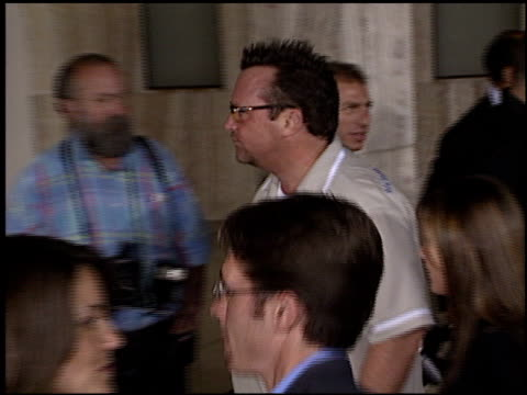 tom arnold at the 'dickie roberts: former child star' premiere at the cinerama dome at arclight cinemas in hollywood, california on september 3, 2003. - arclight cinemas hollywood stock videos & royalty-free footage