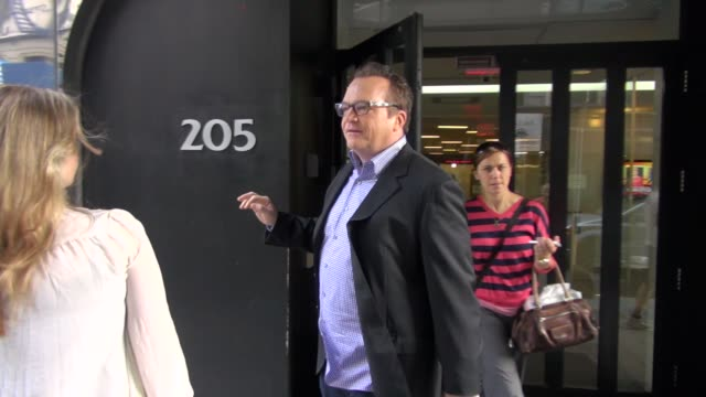 tom arnold at the 'good day new york' studio in new york, ny, on 06/26/12 - tom arnold stock videos & royalty-free footage