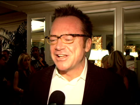 tom arnold on hosting the event for several years, on choosing shapiro, and how dirty things will get tonight at the fifth annual tom arnold... - tom arnold stock videos & royalty-free footage