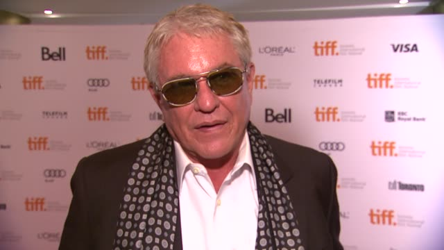 Tom Berenger on how it feels to be back at TIFF and what it is about this story that resonates with audiences to this day at the The Big Chill 30th...
