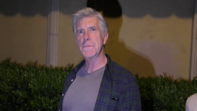 INTERVIEW Tom Bergeron talks about how America's Funniest Home Videos helped to form YouTube at The Grove in Hollywood in Celebrity Sightings in Los...
