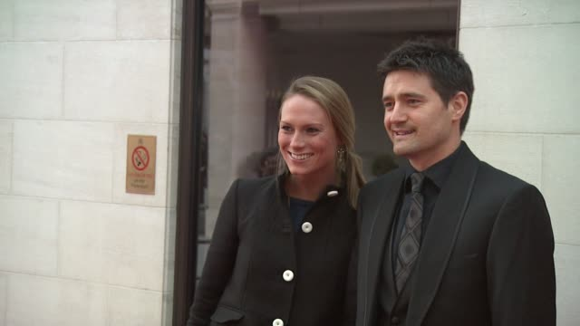 Tom Chambers at the Laurence Olivier Awards 2009 at London